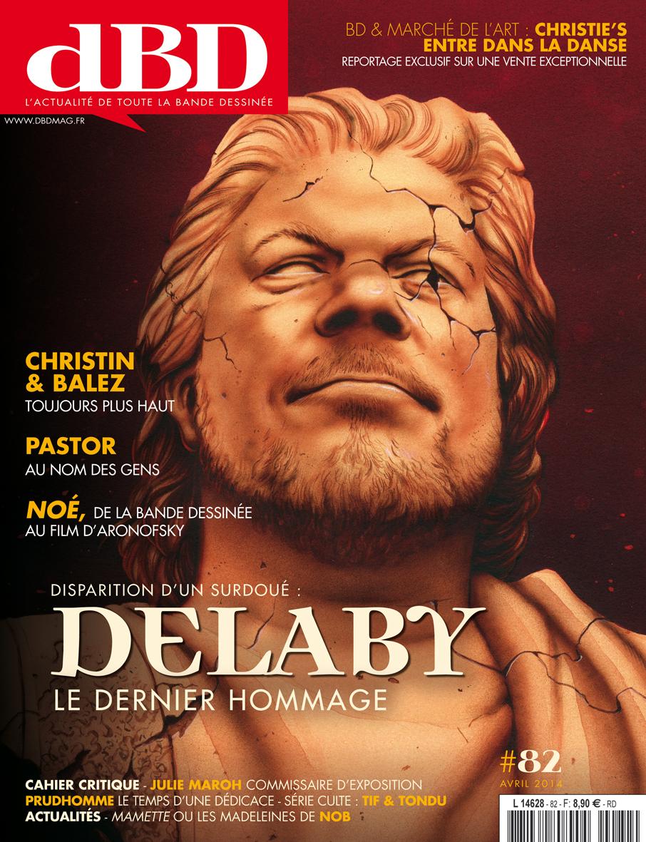 dBD #82 (Avril 2014)